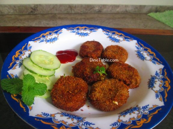 Vazhakoombu Cutlet Recipe - Crunchy Cutlet