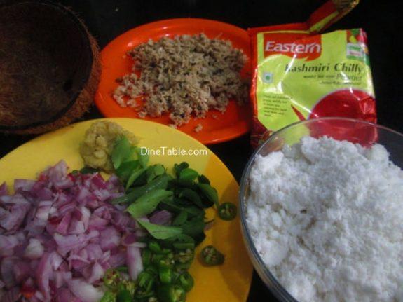 Chicken Puttu Recipe / Homemade Puttu