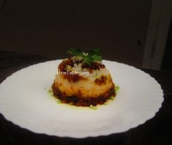 Chicken Puttu Recipe / Nutritious Puttu