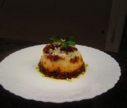 Chicken Puttu Recipe / Nutritious Puttu