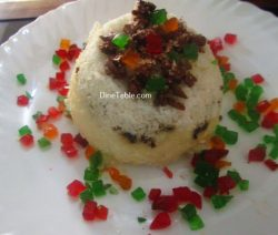 Chocolate Puttu Recipe / Yummy Puttu