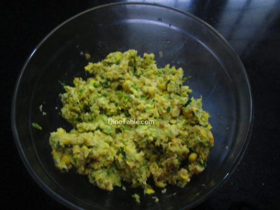 Corn Vada Recipe /Delicious vada