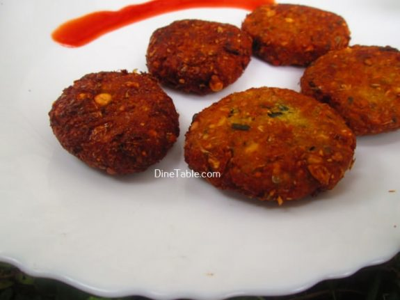Corn Vada Recipe / Tasty vada