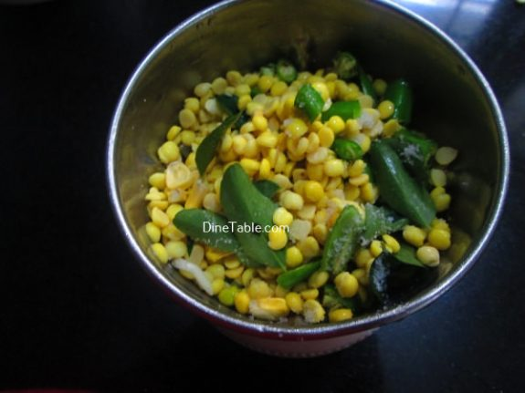 Corn Vada Recipe / Healthy vada