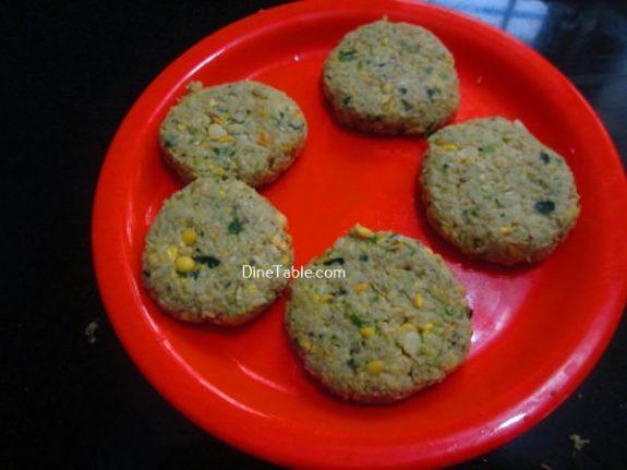 Corn Vada Recipe / Kerala vada