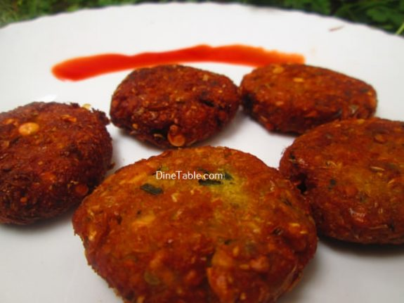 Corn Vada Recipe / Snack vada