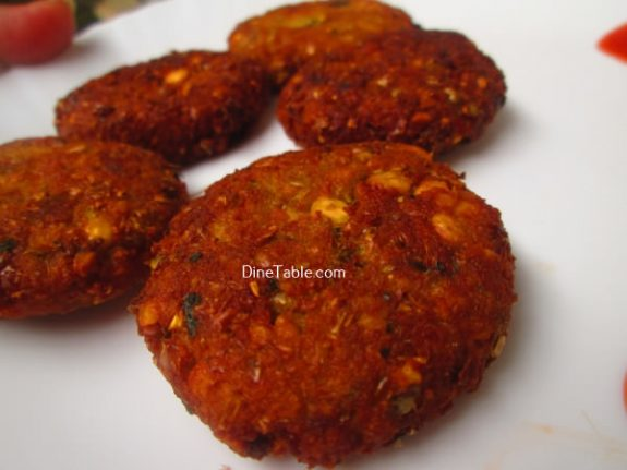 Corn Vada Recipe / Simple vada