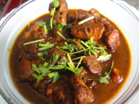 Malabar Chicken Curry Recipe / Non Veg Curry