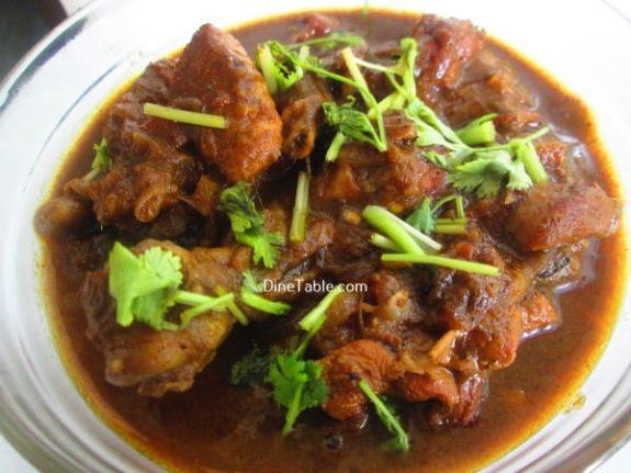 Malabar Chicken Curry Recipe / Tasty Curry