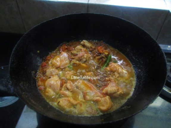 Malabar Chicken Curry Recipe / Kerala Curry