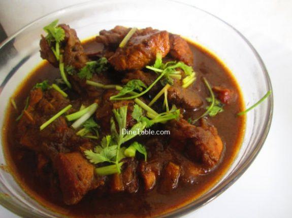 Malabar Chicken Curry Recipe / Spicy Curry