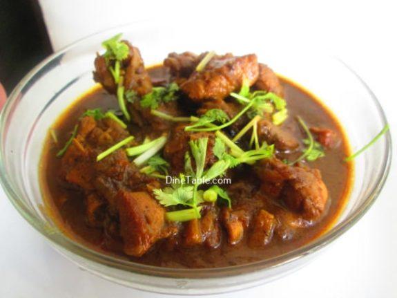 Malabar Chicken Curry Recipe / Chicken Curry