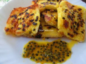Passion Fruit French Toast Recipe
