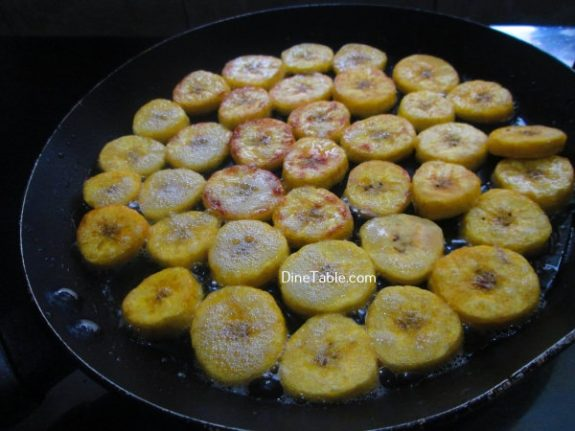 Roasted Banana Puttu Recipe / Yummy Puttu