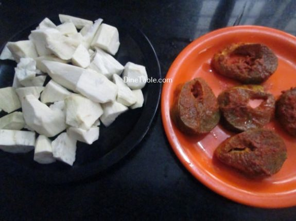 Tapioca Fish Cutlet Recipe / Quick Cutlet
