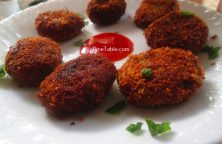 Tapioca Fish Cutlet Recipe / Simple Cutlet