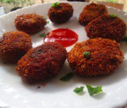 Tapioca Fish Cutlet Recipe / Simple Cutlet