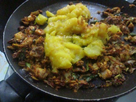 Tapioca Fish Cutlet Recipe / Variety Cutlet