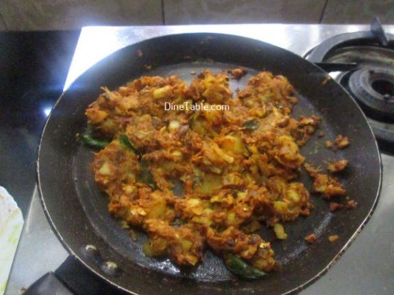 Tapioca Fish Cutlet Recipe / Kappa Cutlet