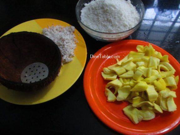 Chakka Puttu Recipe / Quick Puttu