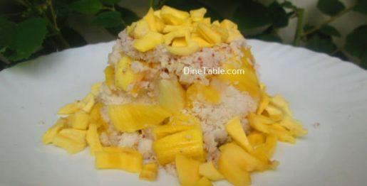 Chakka Puttu Recipe / Healthy Puttu
