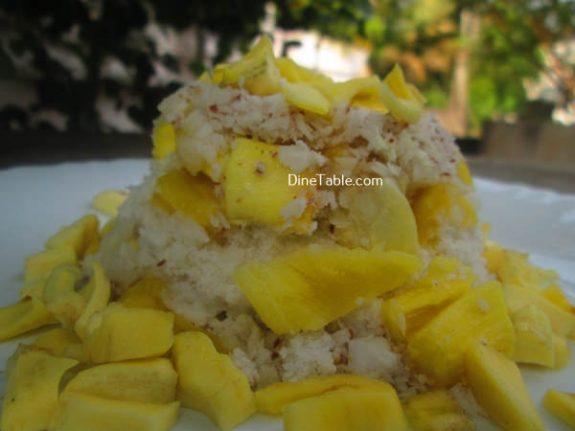 Chakka Puttu Recipe / Homemade Puttu