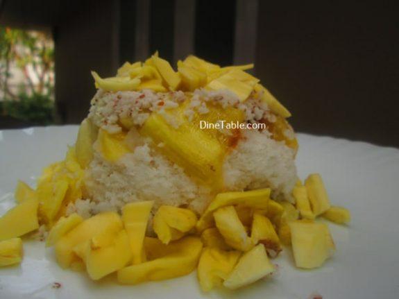 Chakka Puttu Recipe / Jackfruit Puttu