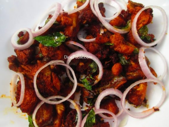 Chicken Fry Recipe / Spicy Fry