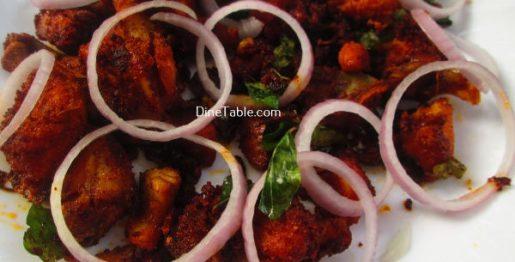 Chicken Fry Recipe / Quick Fry