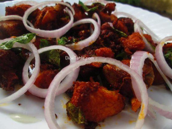 Chicken Fry Recipe / Tasty Fry