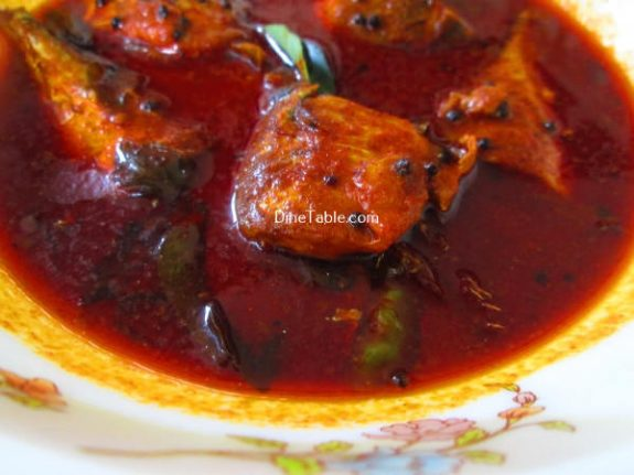 Fish Curry Recipe / Delicious Curry