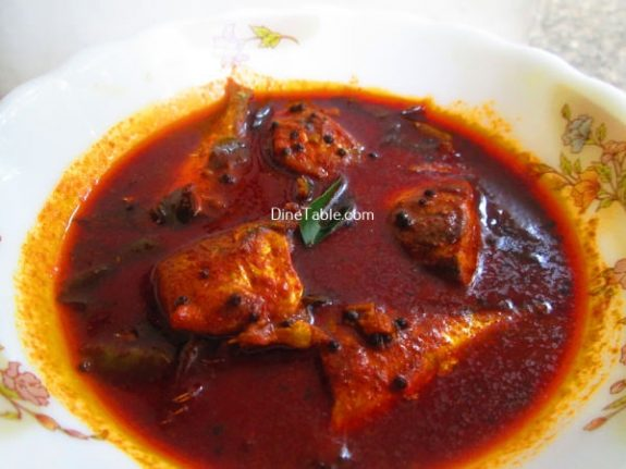 Fish Curry Recipe / Kerala Curry