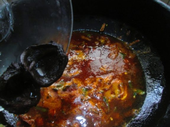 Fish Curry Recipe / Mackerel Curry