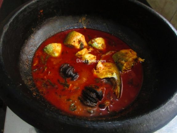 Fish Curry Recipe / Non Veg Curry