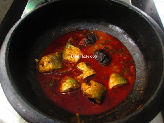 Fish Curry Recipe / Hot Curry