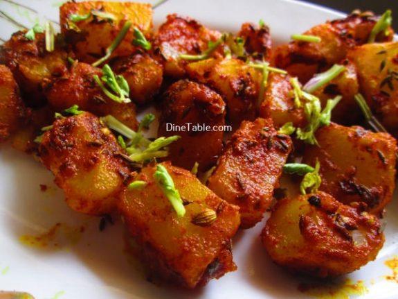 Jeera Aloo Recipe / Tasty Dish