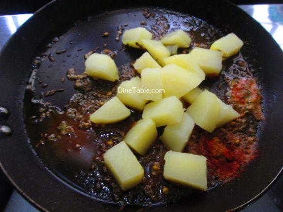 Jeera Aloo Recipe / Yummy Dish