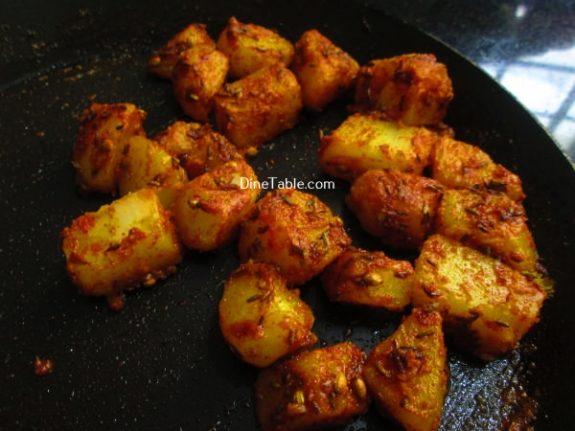 Jeera Aloo Recipe / Delicious Dish