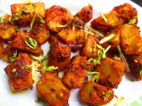 Jeera Aloo Recipe / Nutritious Dish