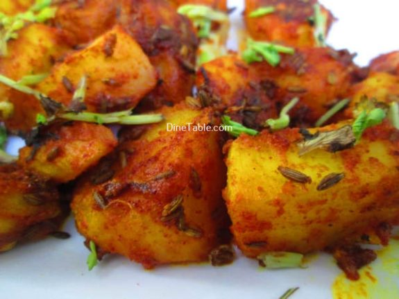 Jeera Aloo Recipe / Tasty Dish