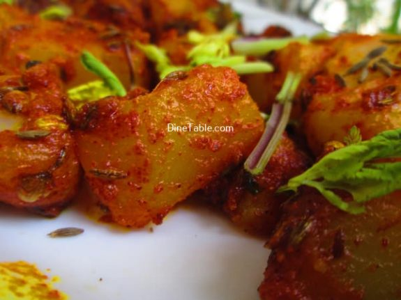 Jeera Aloo Recipe / Quick Dish