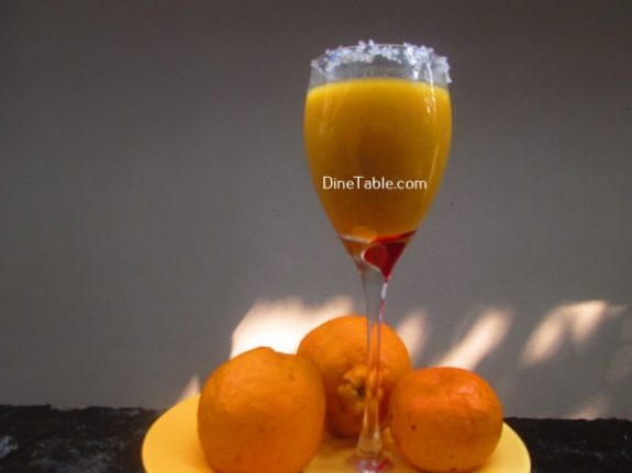 Passion Fruit Orange Juice Recipe / Delicious Juice