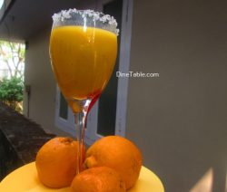 Passion Fruit Orange Juice Recipe / Tasty Juice