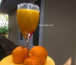 Passion Fruit Orange Juice Recipe / Tasty Juice