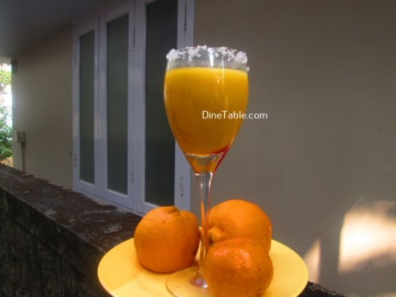 Passion Fruit Orange Juice Recipe / Refreshing Juice