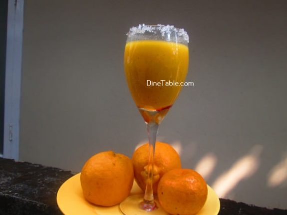 Passion Fruit Orange Juice Recipe / Kerala Juice