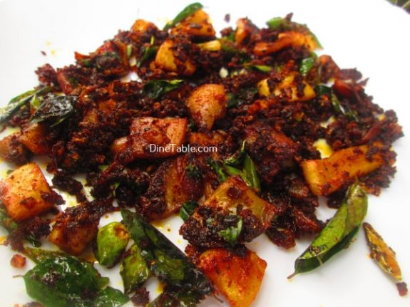 Squid Pepper Fry Recipe / Tasty Fry