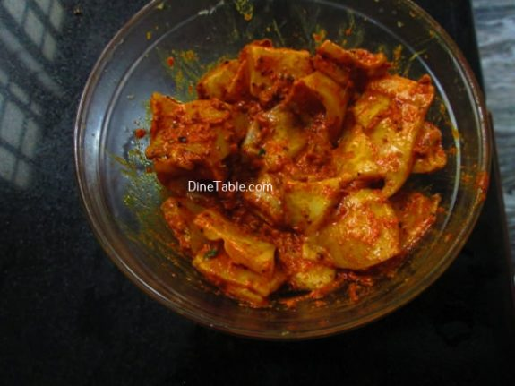 Squid Pepper Fry Recipe / Crunchy Fry