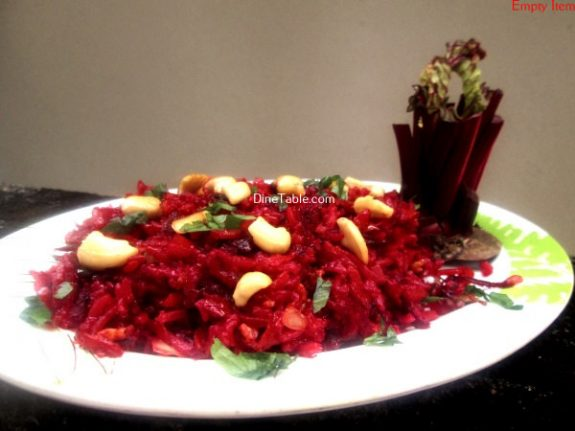 Beetroot Rice Recipe / Easy Rice