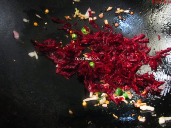 Beetroot Rice Recipe / Variety  Rice